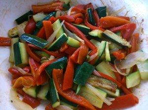 Pretty pretty vegetables