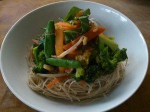Manynut Noodles