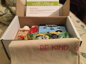 The treats hiding in their box!