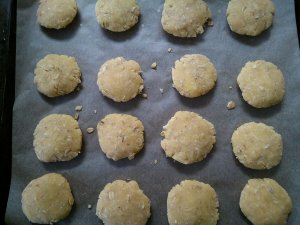 Coconut marzipan 2